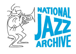 Thumbnail image of National Jazz Archive logo